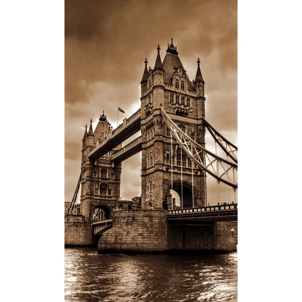 Gravura para Quadros Decorativos Ponte Tower Bridge - Afi8460